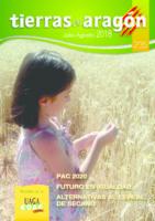 Revista Tierras de Aragón – Julio – Agosto 2018